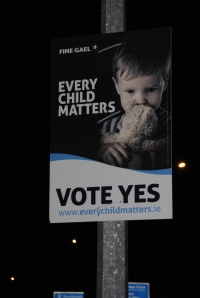 Every Child Matters - Vote Yes